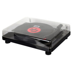 HolySmoke Record Player Black-color-photo-FRONT2