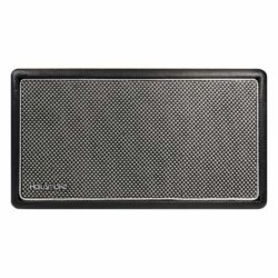 Black HolySmoke Birdwood Bluetooth Retro Speaker - Front