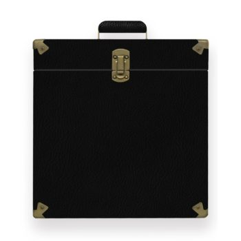 mbeat Vinyl Record Carrier Case MB-TRC-01BLK(M)