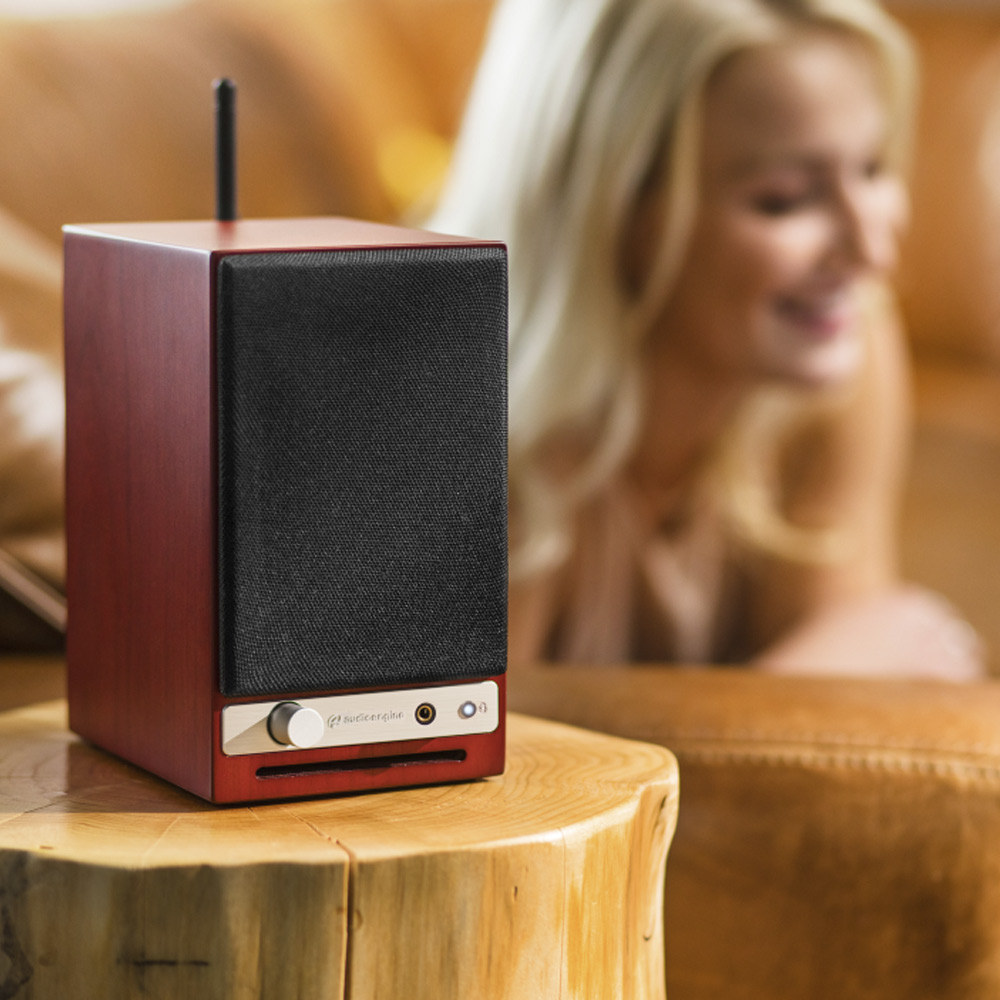Buy Audioengine HD3 Powered Speakers - Cherry Online | Rockit Record Players