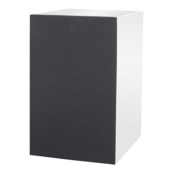 Image of Pro-Ject Speaker Box 5 Bookshelf Speakers in high gloss white colour
